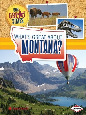 cover image of What's Great about Montana?