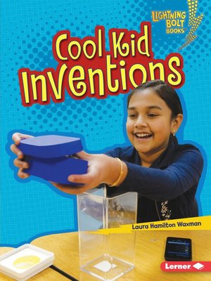 cover image of Cool Kid Inventions