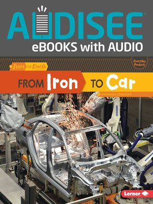 cover image of From Iron to Car