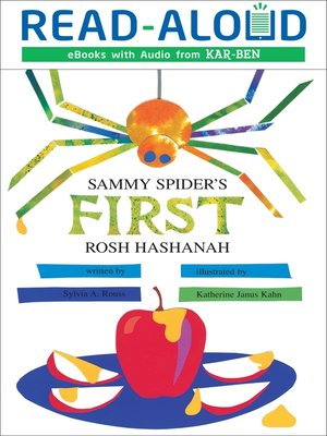 cover image of Sammy Spider's First Rosh Hashanah