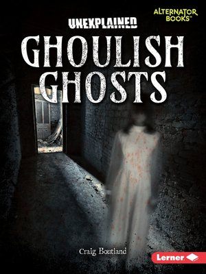 cover image of Ghoulish Ghosts