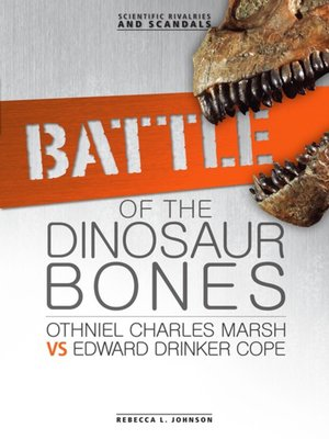 cover image of Battle of the Dinosaur Bones