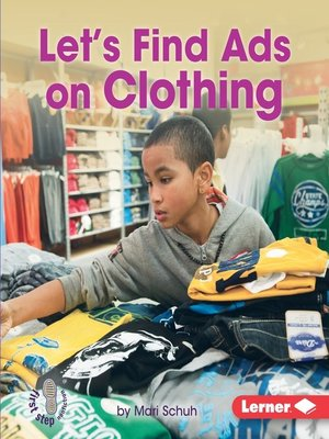 cover image of Let's Find Ads on Clothing