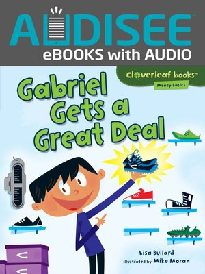 cover image of Gabriel Gets a Great Deal