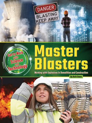 cover image of Master Blasters
