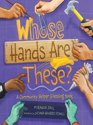 cover image of Whose Hands Are These?