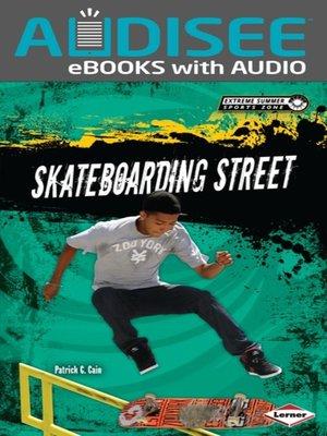 cover image of Skateboarding Street