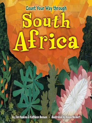 cover image of Count Your Way through South Africa