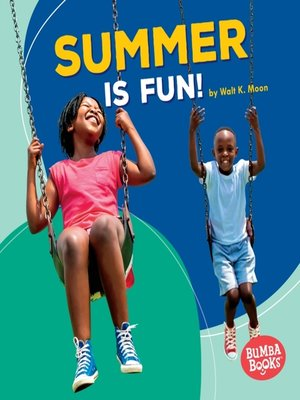 cover image of Summer Is Fun!