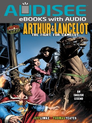 cover image of Arthur & Lancelot