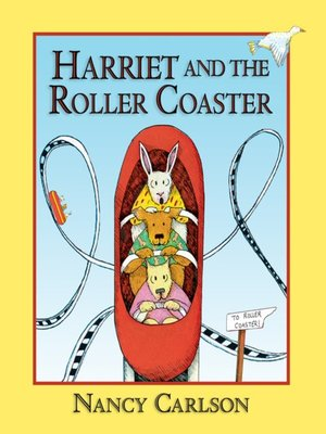 cover image of Harriet and the Roller Coaster