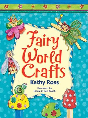 cover image of Fairy World Crafts