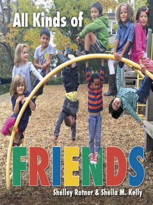 cover image of All Kinds of Friends