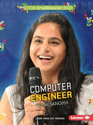 cover image of Computer Engineer Ruchi Sanghvi