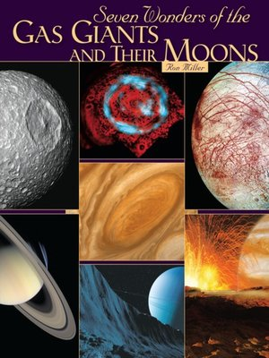 cover image of Seven Wonders of the Gas Giants and Their Moons