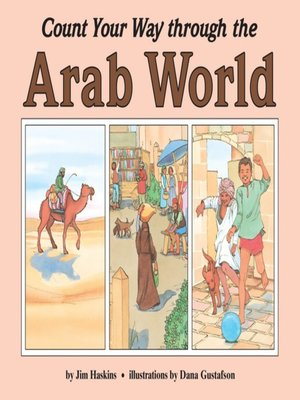 cover image of Count Your Way through the Arab World