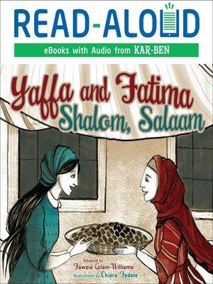 cover image of Yaffa and Fatima