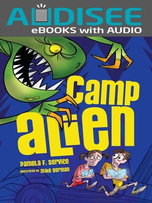 cover image of Camp Alien