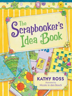 cover image of The Scrapbooker's Idea Book