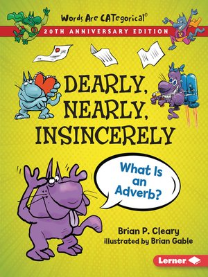 cover image of Dearly, Nearly, Insincerely