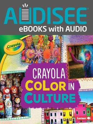 cover image of Crayola Color in Culture