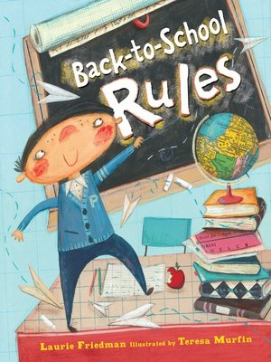 cover image of Back-to-School Rules