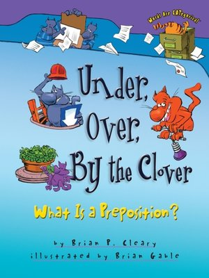 cover image of Under, Over, By the Clover