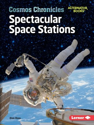 cover image of Spectacular Space Stations