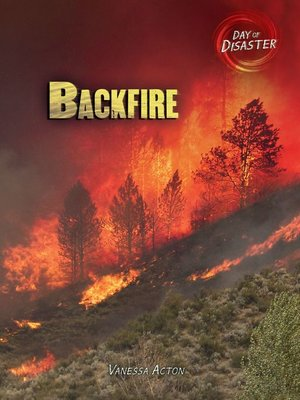 cover image of Backfire