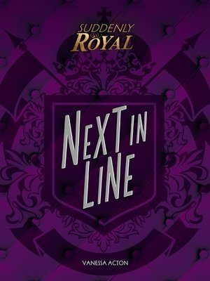 cover image of Next in Line