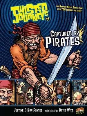cover image of #01 Captured by Pirates