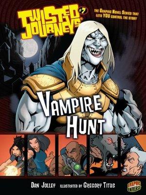 cover image of #07 Vampire Hunt
