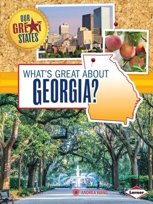 cover image of What's Great about Georgia?