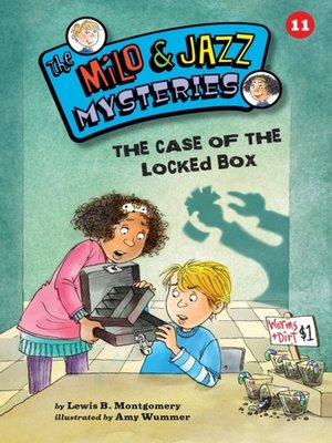 cover image of The Case of the Locked Box