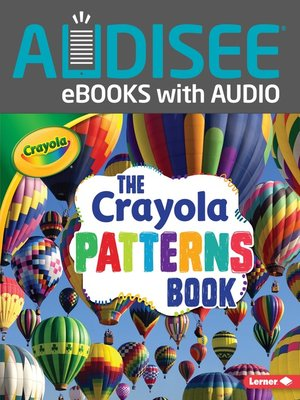 cover image of The Crayola Patterns Book