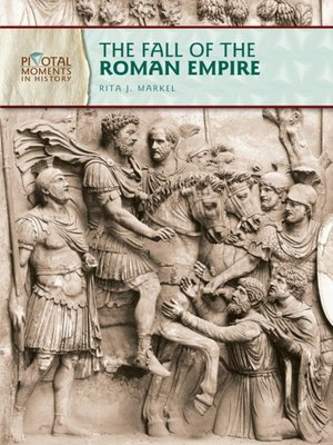 cover image of The Fall of the Roman Empire