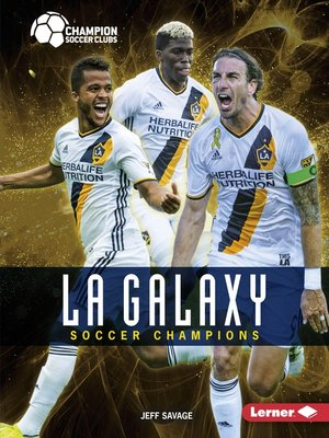 cover image of LA Galaxy