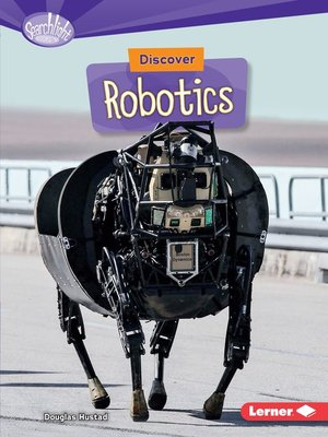 cover image of Discover Robotics