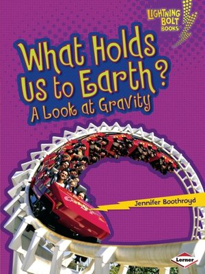 cover image of What Holds Us to Earth?