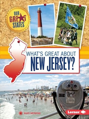 cover image of What's Great about New Jersey?