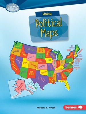 cover image of Using Political Maps