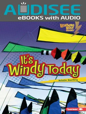 cover image of It's Windy Today