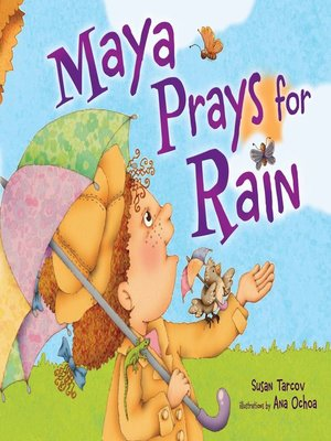 cover image of Maya Prays for Rain