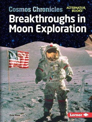 cover image of Breakthroughs in Moon Exploration