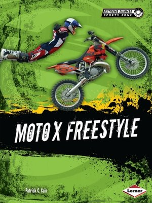 cover image of Moto X Freestyle