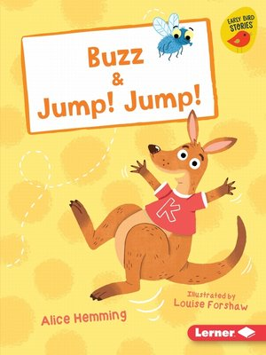 cover image of Buzz & Jump! Jump!