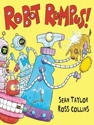 cover image of Robot Rumpus