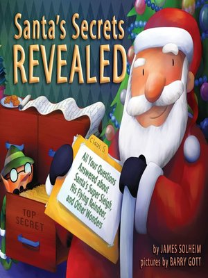 cover image of Santa's Secrets Revealed