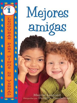 cover image of Mejores amigas (Best Friends)