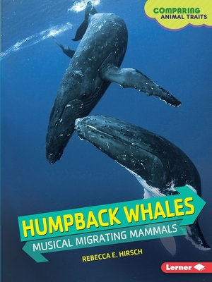 cover image of Humpback Whales